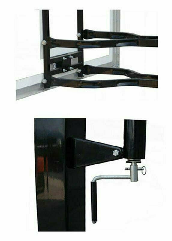 Баскетбольная стационарная стойка DFC ING72G 180x105CM стекло (четыре короба)