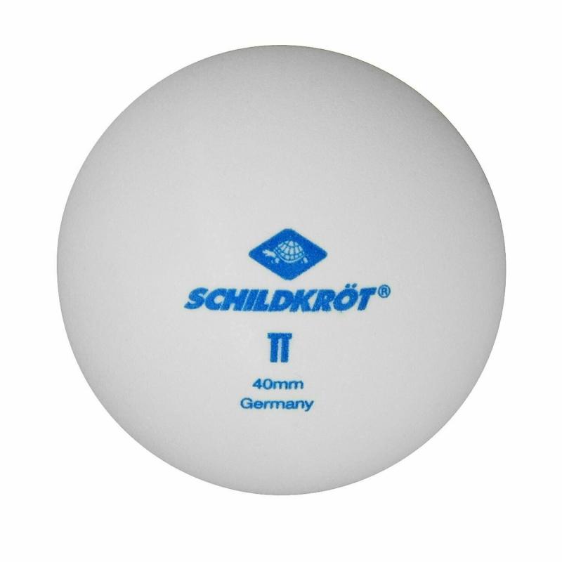 Мячики для н/тенниса DONIC 2T-CLUB, 6 штук, белый