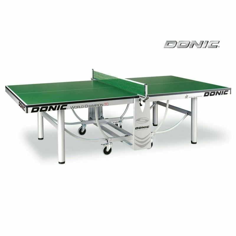 Теннисный стол DONIC WORLD CHAMPION TC GREEN (без сетки)