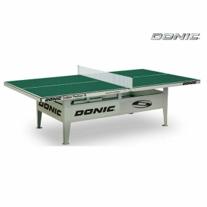 Теннисный стол антивандальный OUTDOOR Premium 10 зеленый