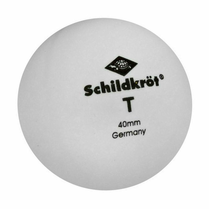 Мячики для н/тенниса DONIC 1T-TRAINING, 6 штук, белый