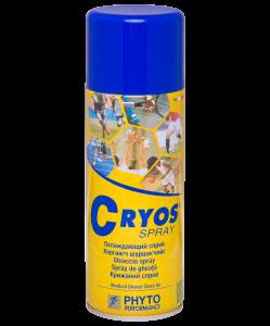 Спортивная заморозка Cryos Spray, 400 мл