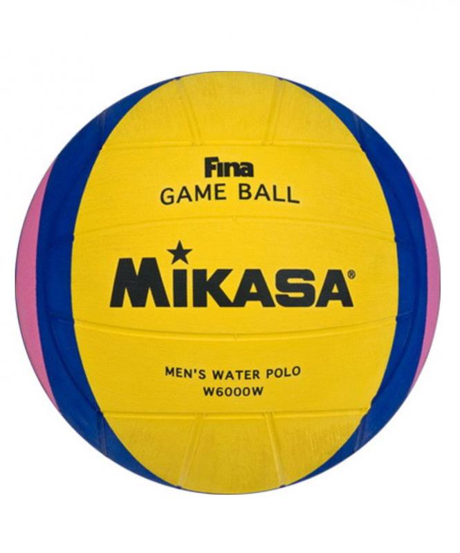 Мяч для водного поло W 6000 W FINA Approved, Mikasa