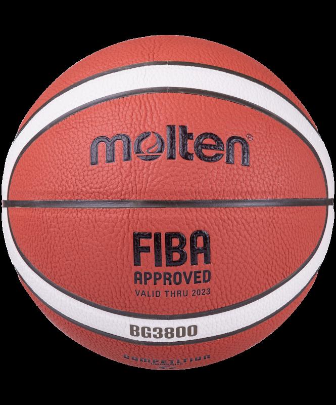 Мяч баскетбольный B7G3800 №7, Molten