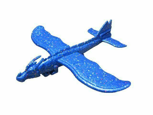 Планер «ПТЕРОЗАВР» синий BRADEX DE 0449