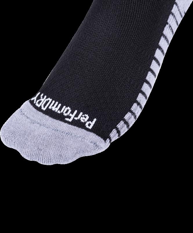 Носки высокие JA-011 с небольшой компрессией, черный, 2 пары, Jögel