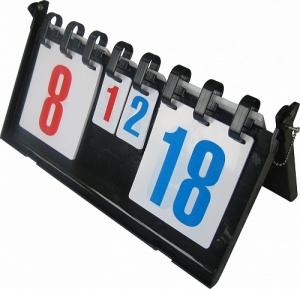 Табло для счета Start UP SC-013B, 2-значный набор цифр (7460)