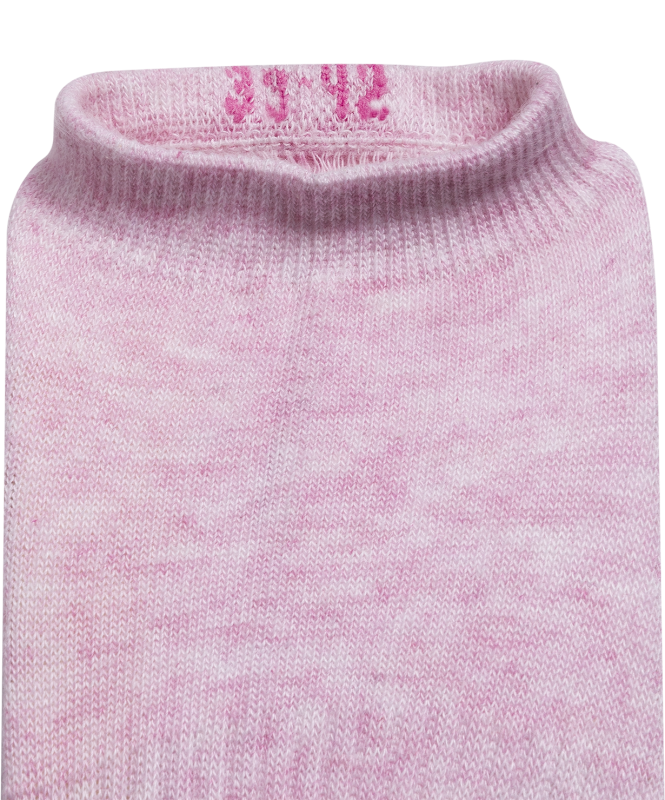 Носки низкие SW-205, розовый меланж/светло-серый меланж, 2 пары, Starfit
