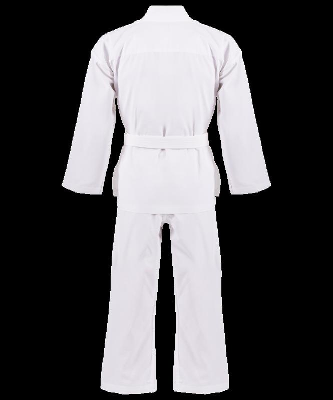 Кимоно карате белое, р. 000/110, Rusco
