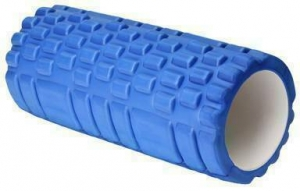 Ролик массажный профилированный InEx Hollow Roller EHR13