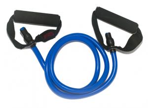 Эспандер трубчатый 5*13*1350 мм Original FitTools FT-RTE-BLUE