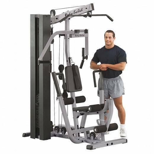 Силовой центр Body Solid EXM-2000S