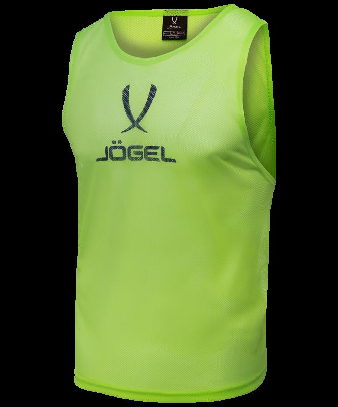 Манишка сетчатая Training Bib, зеленый, Jögel