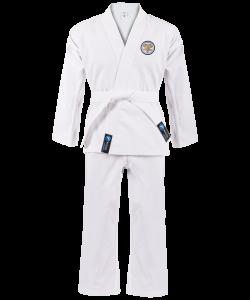 Кимоно для рукопашного боя Classic, белый, р. 00/120, Rusco