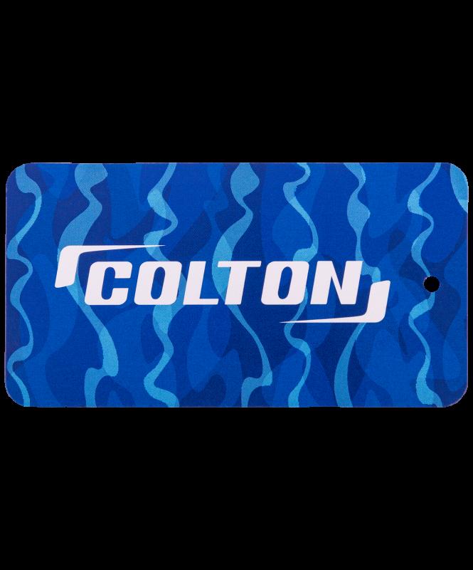 Купальник для плавания SC-4920, совместный, темно-синий (28-34), Colton