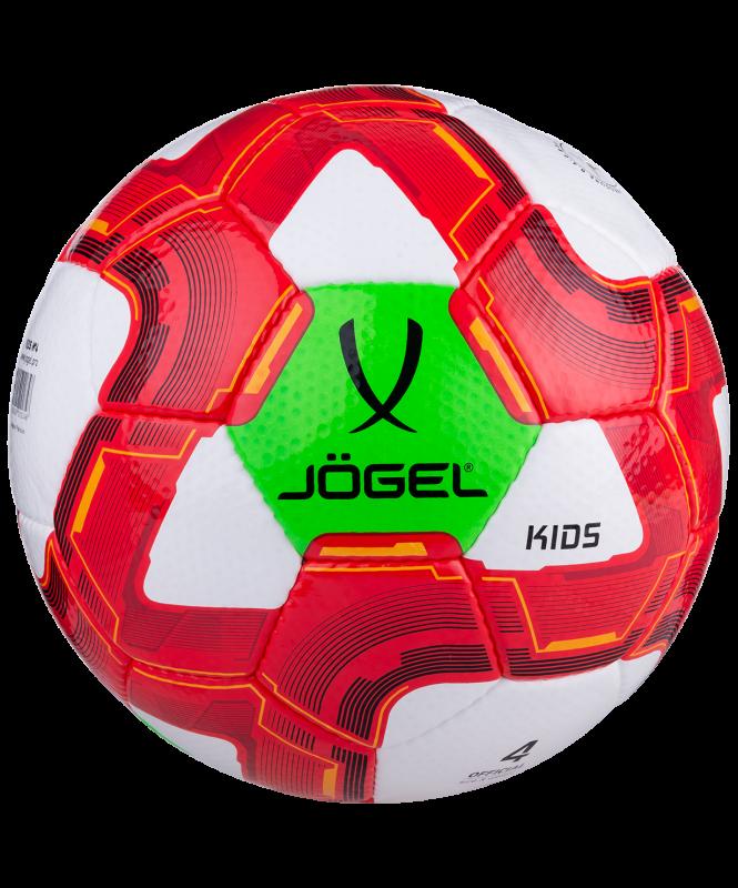 Мяч футбольный Kids №4, Jögel