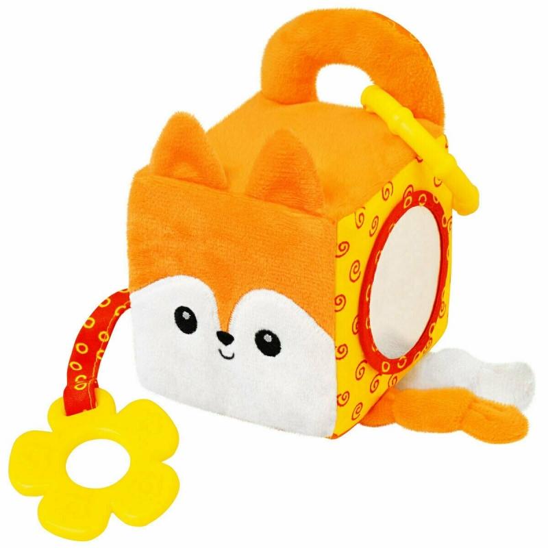 Развивающий кубик Лисичка Апельсинка