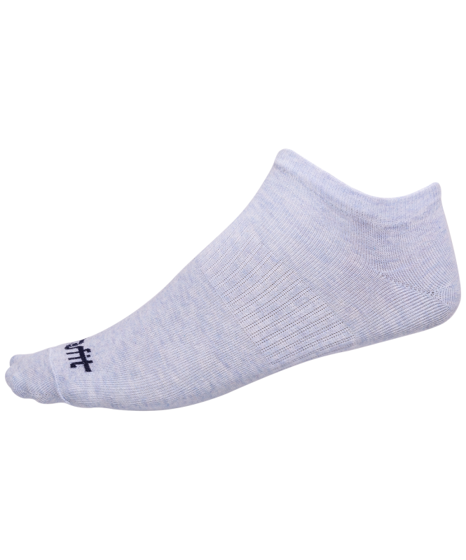 Носки низкие SW-205, голубой меланж/синий меланж, 2 пары, Starfit