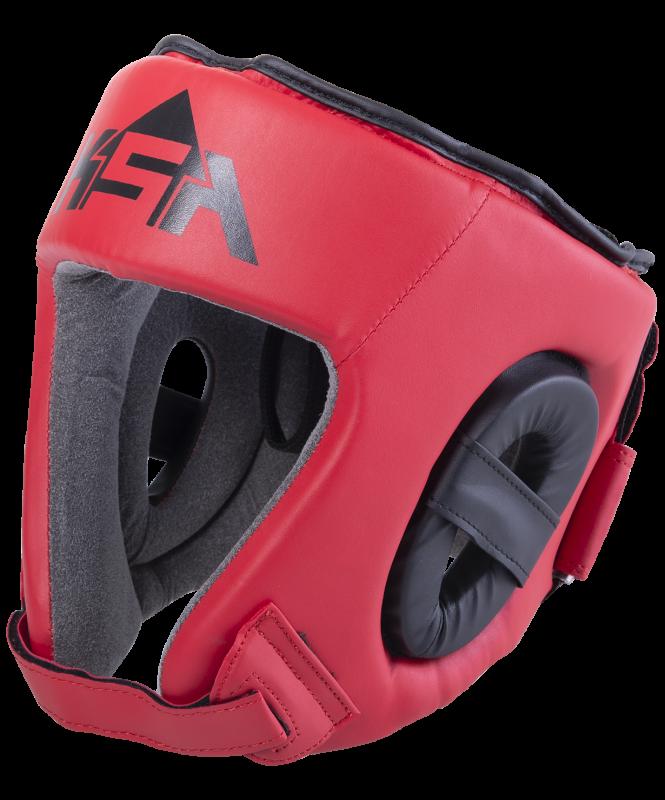 Шлем открытый Champ Red, S, KSA