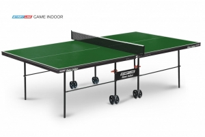 Теннисный стол Start Line Game Indoor green.