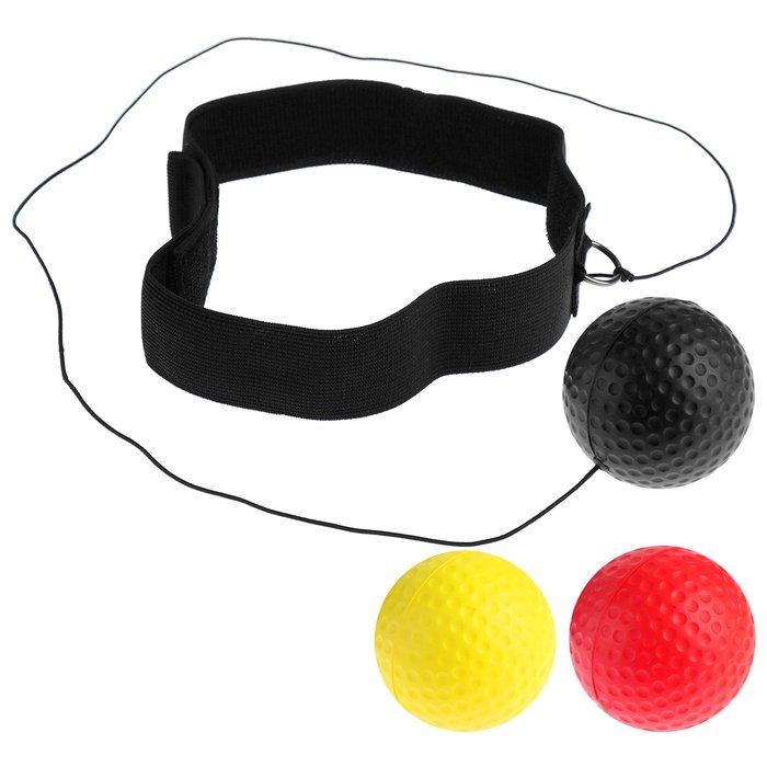 Эспандер Боевой мяч, набор из 3 мячей
