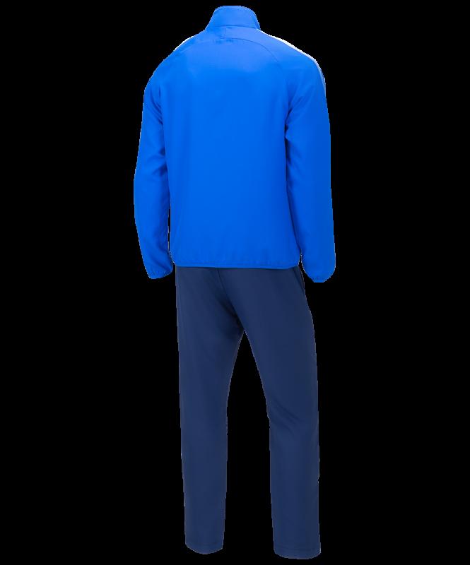 Костюм спортивный CAMP Lined Suit, синий/темно-синий, Jögel