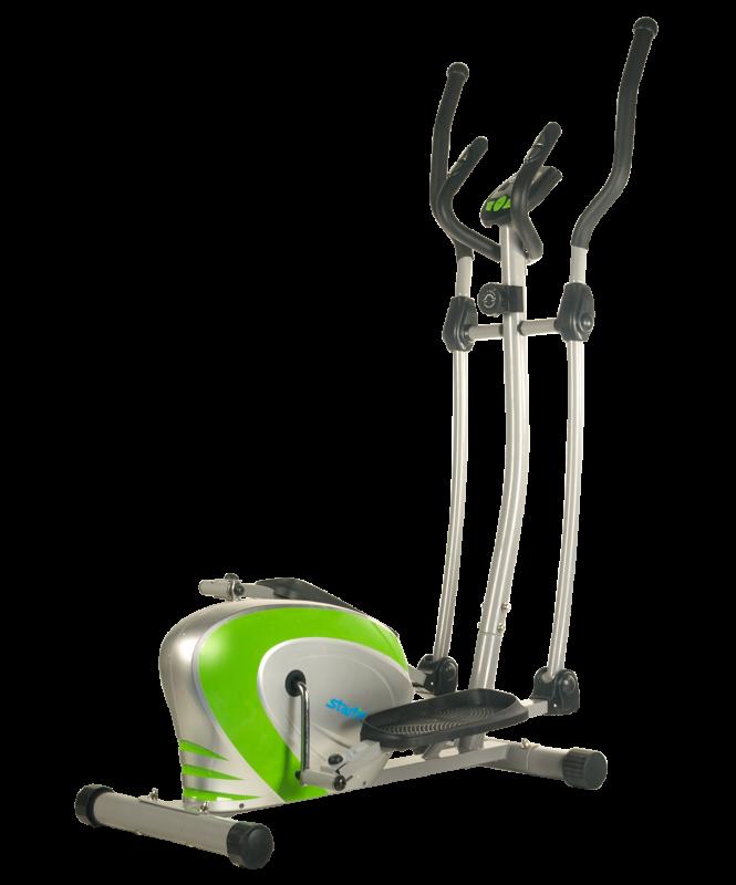 Тренажер эллиптический VE-103 Optimus, магнитный