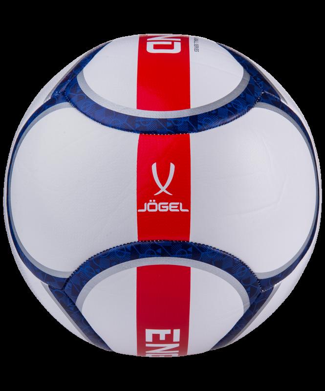 Мяч футбольный Flagball England №5, Jögel