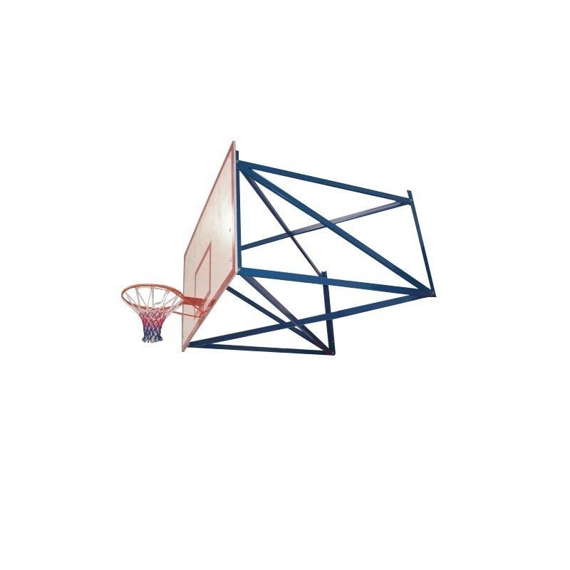 Ферма для щита баскетбольного, вынос 1,0 м, разборная