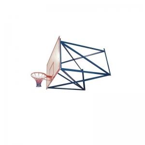 Ферма для щита баскетбольного, вынос 1,2 м, разборная % СКИДКА