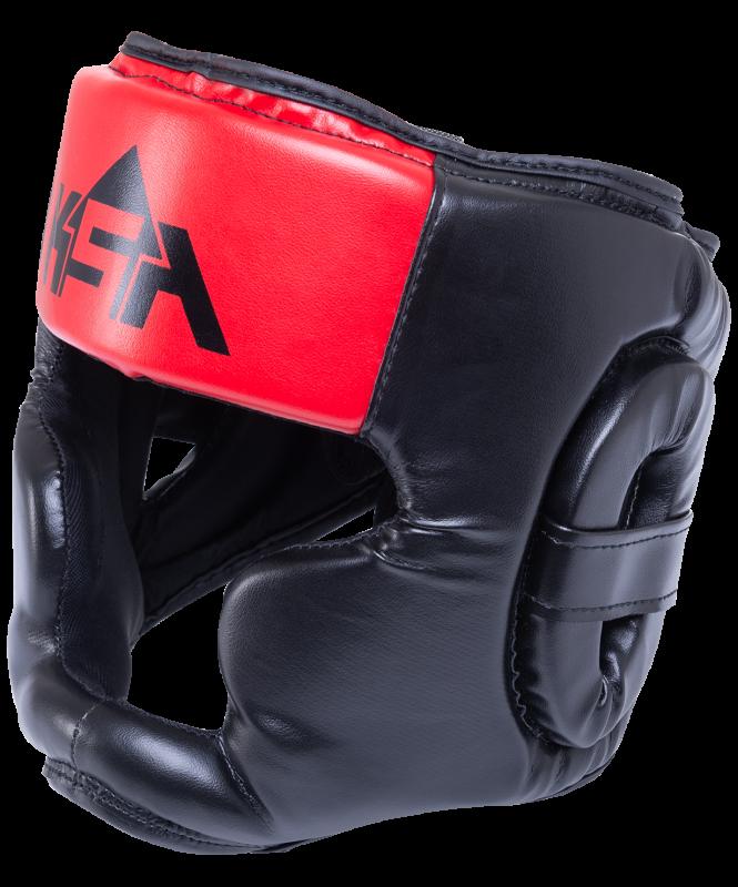 Шлем закрытый Skull Red, S, KSA