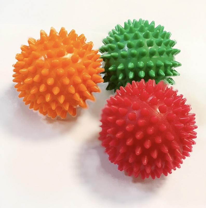 Мяч массажный Альфапластик 8 см