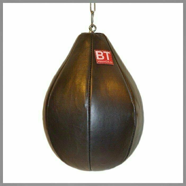 Груша боксерская каплевидная 45 кг. Vtsport ГК301-Л