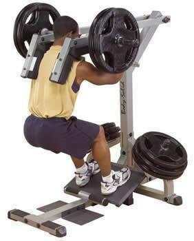 Тренажер для мышц ног Body Solid GSCL-360