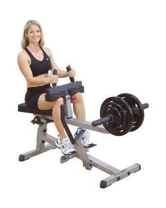 Тренажер для мышц голени сидя Body Solid GSCR-349