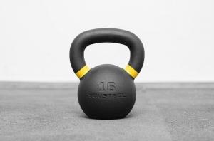 Тренировочные гири для кроссфита Yousteel 4-92 кг