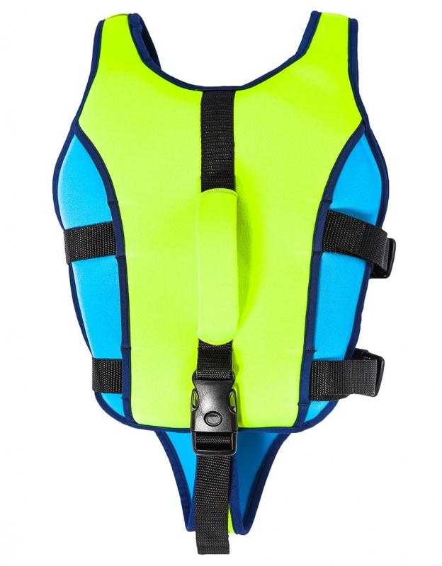 Детский плавательный жилет Mad Wave AQUA HERO