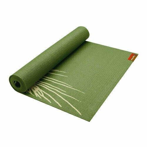 Коврик для йоги Hugger Mugger Gallery Collection, цвет: поле