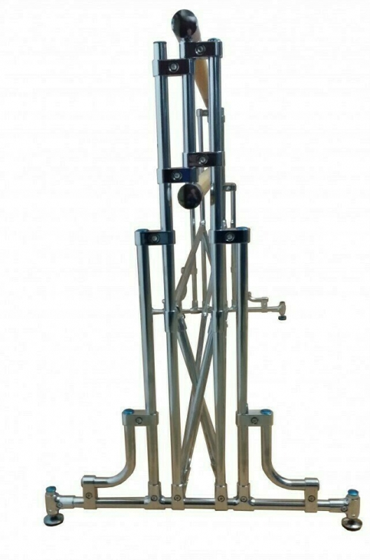 Мобильный балетный станок БСМ2Б-2