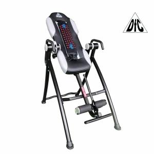 Инверсионный стол DFC IT03EL складной, массажер с нагревом