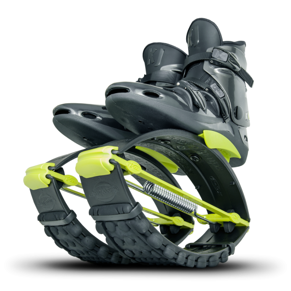 Kangoo Jumps PRO7 Black & Yellow (Черный-жёлтый)