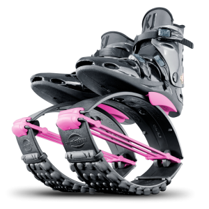 Kangoo Jumps XR3 Special Edition Black & Pink (Черный-розовый)