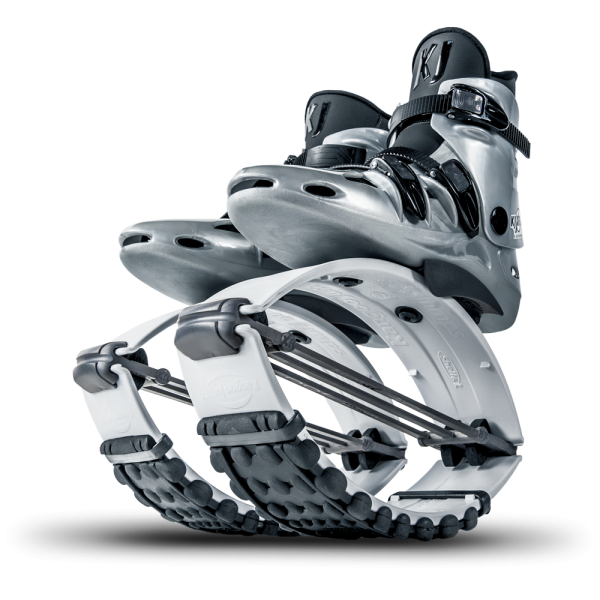 Kangoo Jumps XR3 White Edition White & Black (Белый-черный)