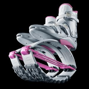 Kangoo Jumps XR3 White Edition White & Pink (Белый-розовый)