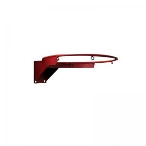 Кольцо баскетбольное труба 20 мм, №7 без сетки % СКИДКА