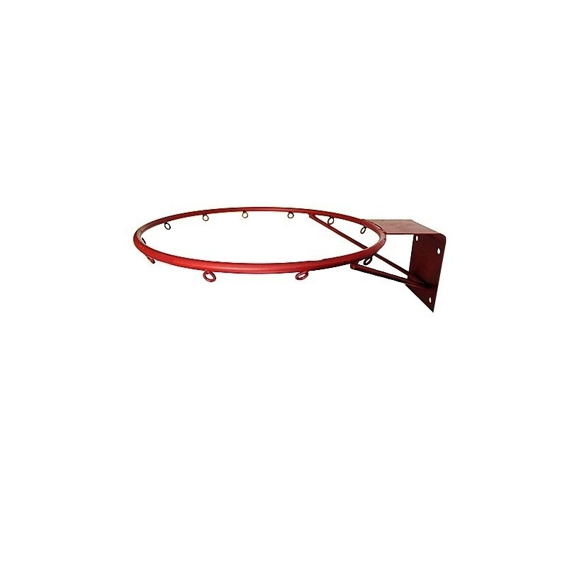 Кольцо баскетбольное пруток 16 мм, №5 без сетки