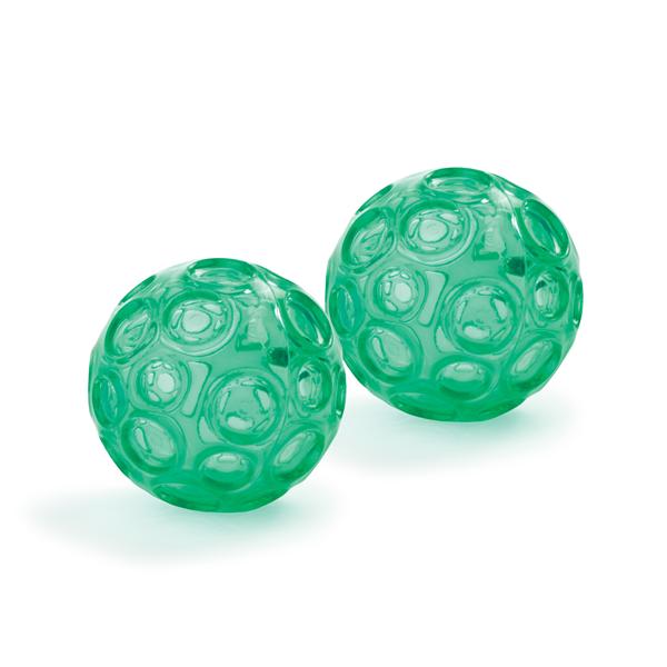 Мячи массажные текстурированные Franklin Method Ball Set 9001