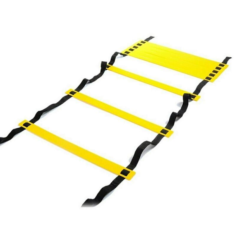 Лестница координационная HVAT 4 метра ступени полипропилен