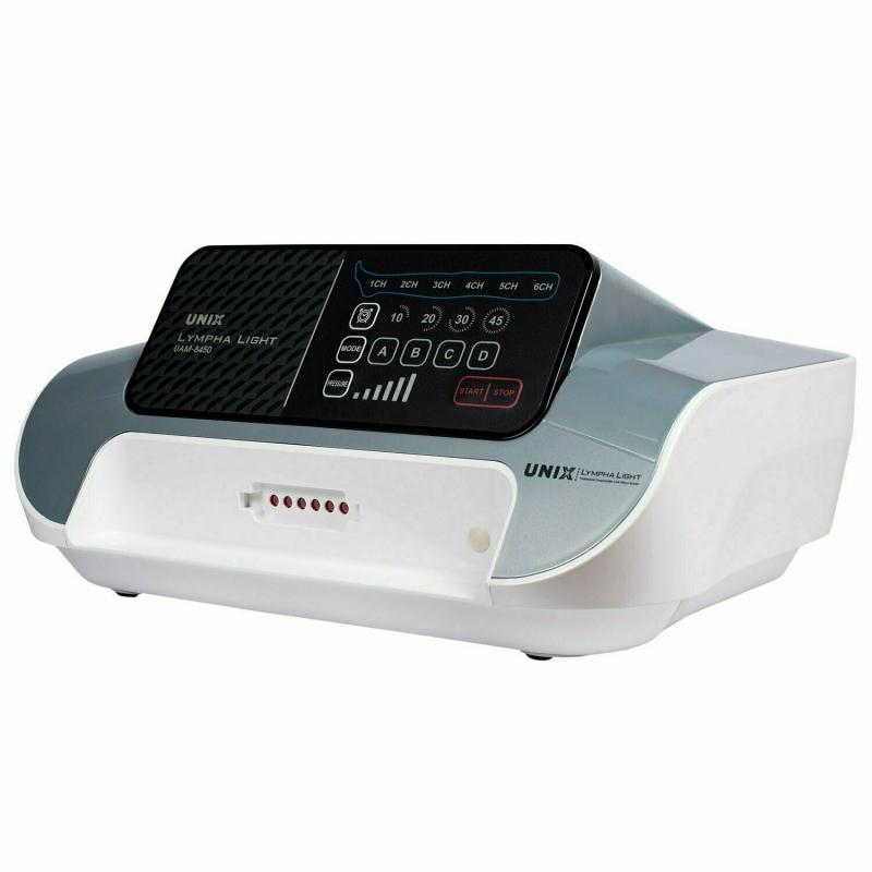 Аппарат для прессотерапии (лимфодренажа) UNIX Lympha Light