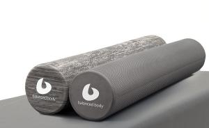 Рoлик для пилатес Balanced Body Gray Roller
